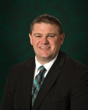Todd Strong, Commercial Lender