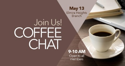 Elmira Heights Coffee Chat 2020